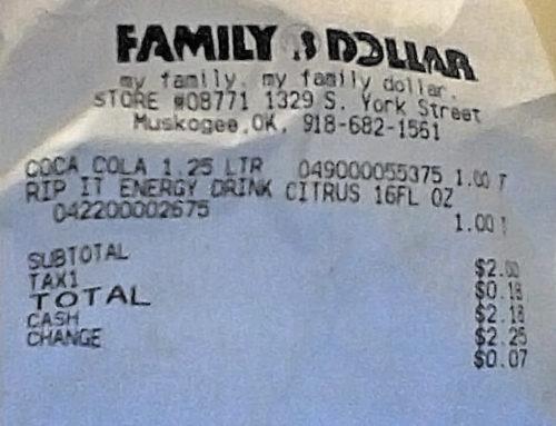 BPA and receipt handling dangers
