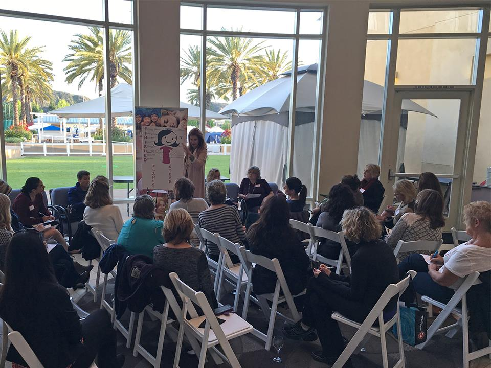 Dr. Labbe at the Bay Club San Diego