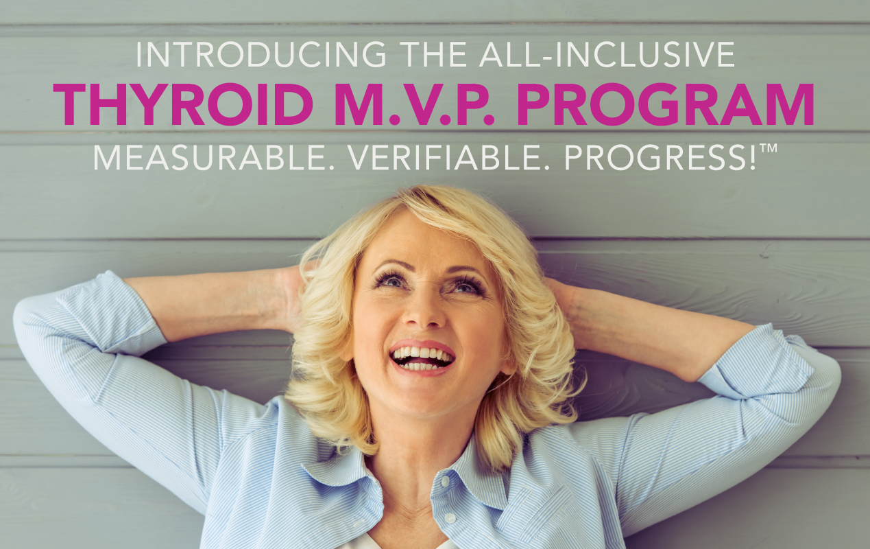 Thyroid MVP Program - ThyroSisters & Joni Labbe