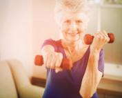 weight training best for seniors