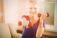 weight training best for seniors