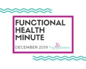 Functional Health Minute