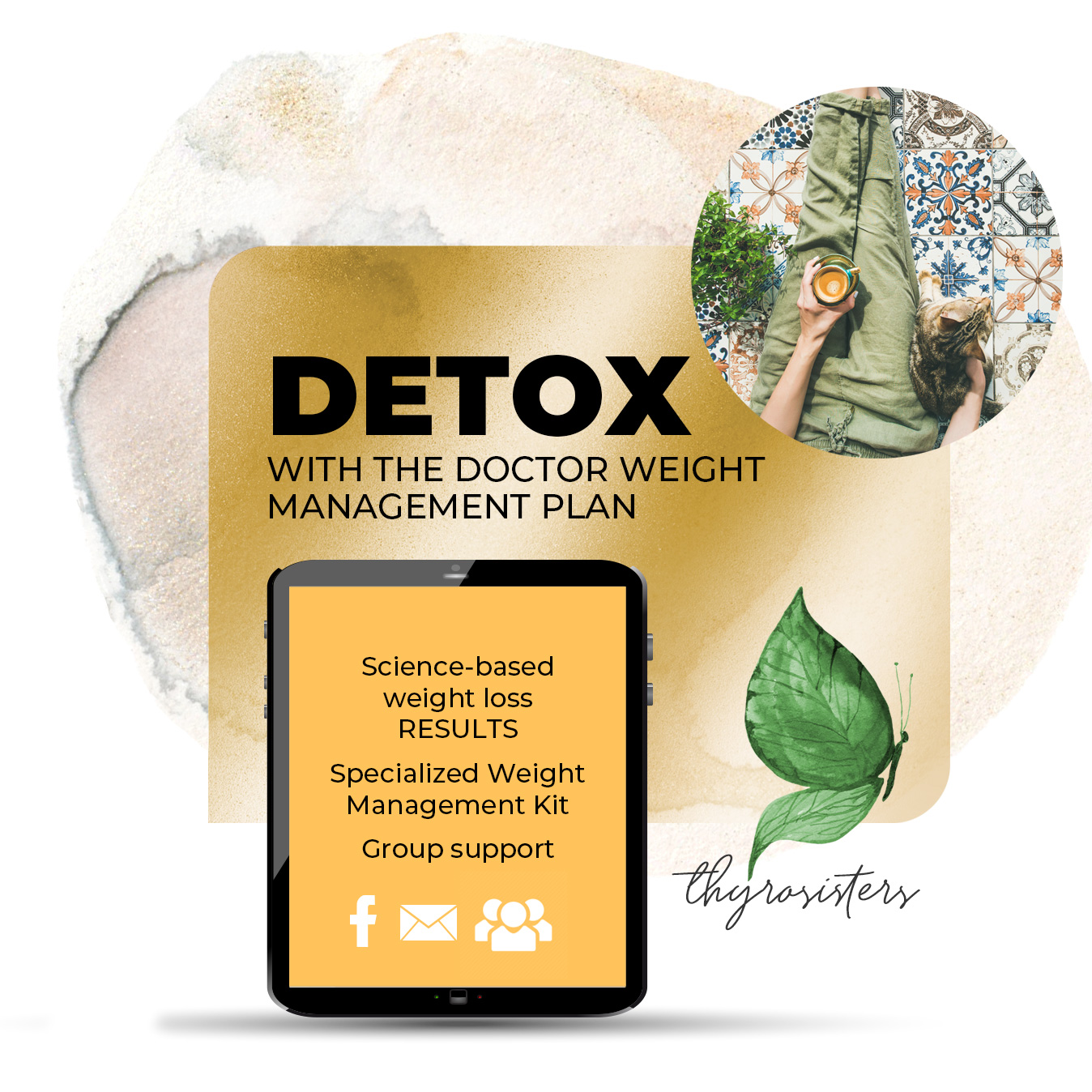 Detox with the Doctor Weight Management Program