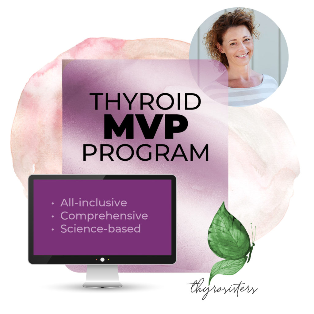 Thyroid MVP Treatment Program