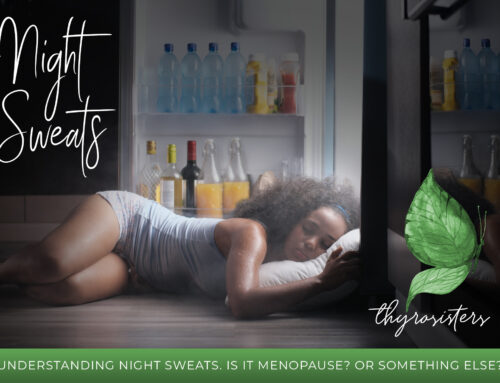 What Is Causing Your Night Sweats?