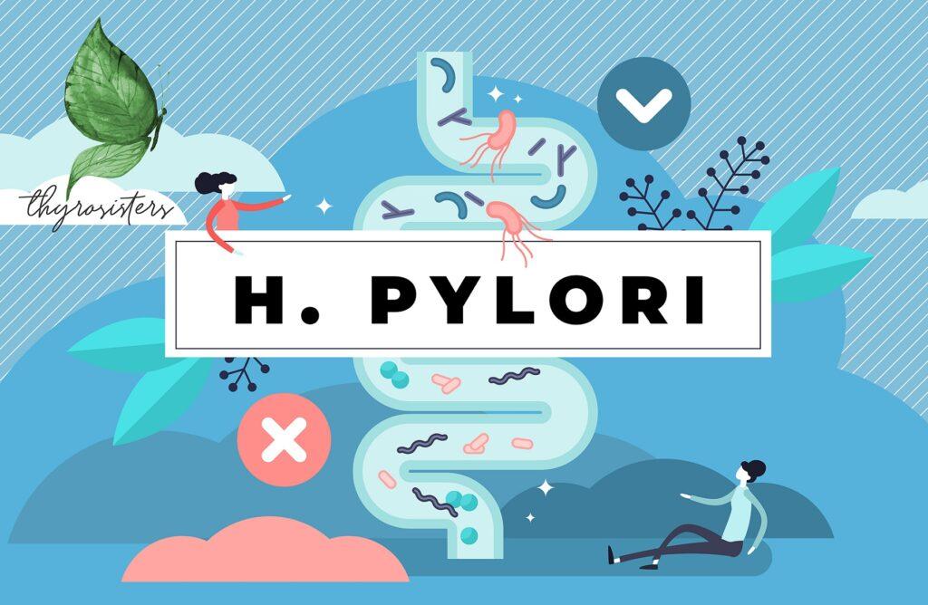 h pylori causes leaky gut