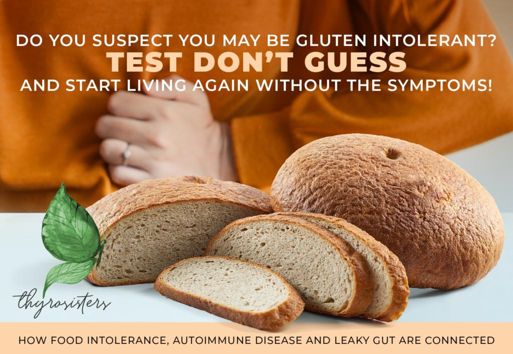 testing for gluten intolerance