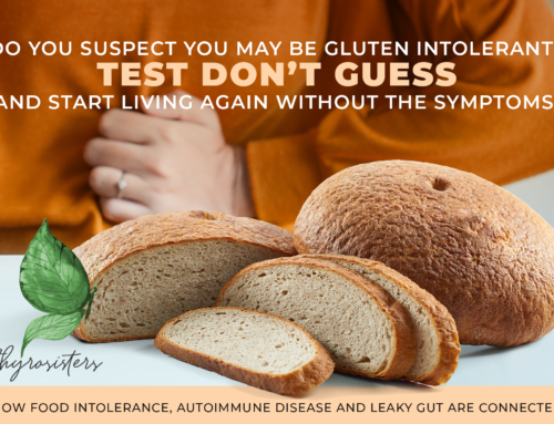 How I Test for Gluten Intolerance
